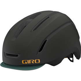 Giro Caden Led Fietshelm, matte warm black